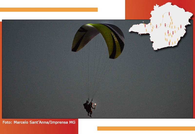 Passagem da Tocha Olímpica por Minas Gerais é marcada por momentos inesquecíveis 25