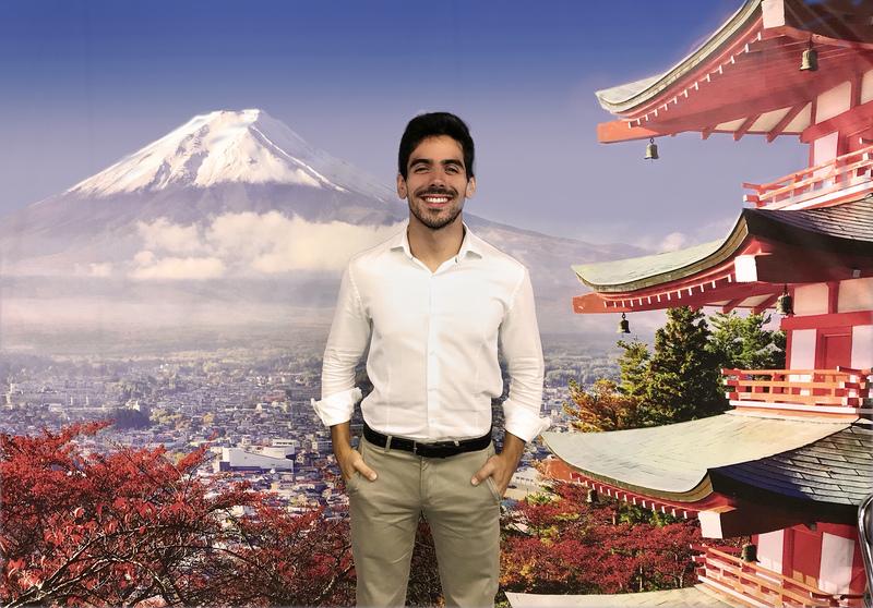 Especialista em gestão pública é selecionado para treinamento no Japão