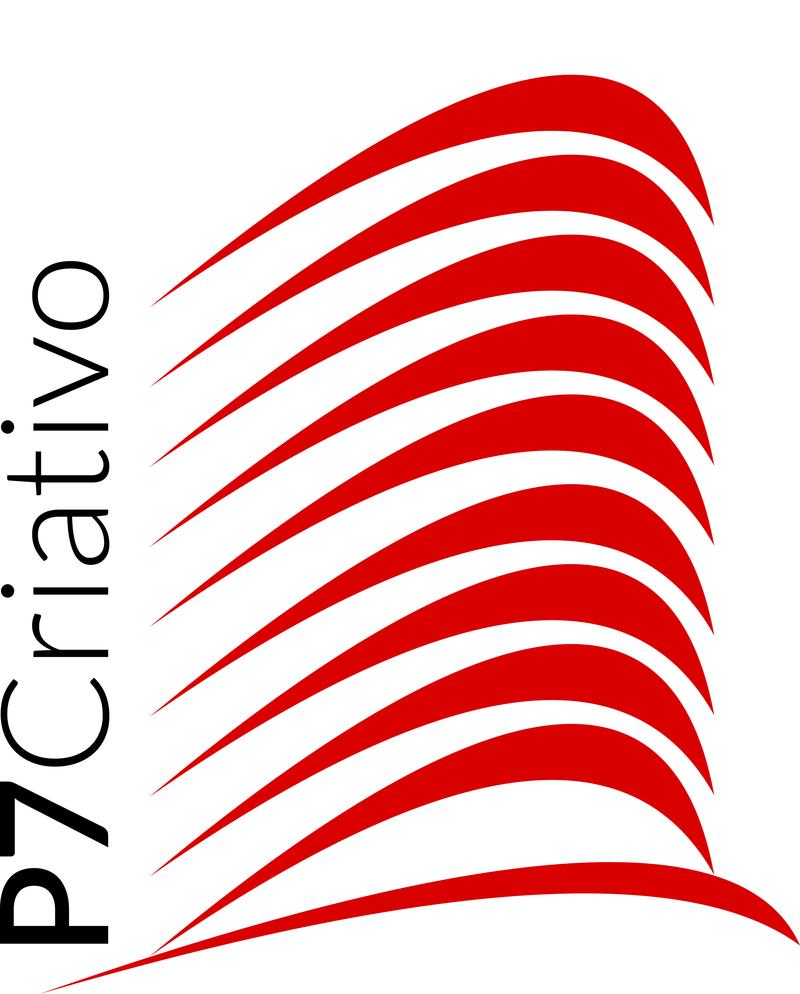 Resultado de imagem para p7 criativo logomarca
