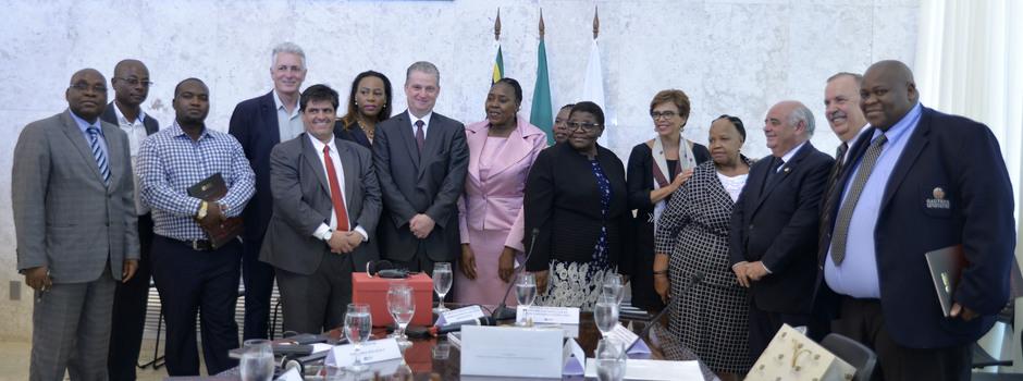 Delegação da África do Sul visita Minas Gerais para conhecer iniciativas de participação social