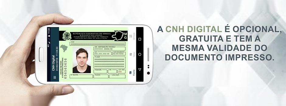 Cresce o número de usuários da CNH Digital em MG