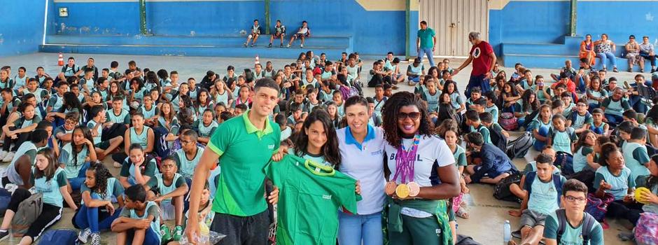 Agência Minas Gerais Oficinas Levam Esporte Adaptado Para